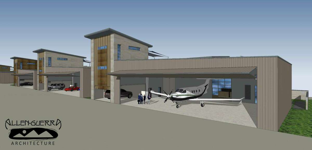 Aerovillas are multi-level structures of between 3,000 and 5,000 square feet that include an attached 1,600- to 3,600 -square-foot aircraft hangar. Aerovillas are multi-level structures of between 3,000 and 5,000 square feet that include an attached 1,600- to 3,600 -square-foot aircraft hangar.