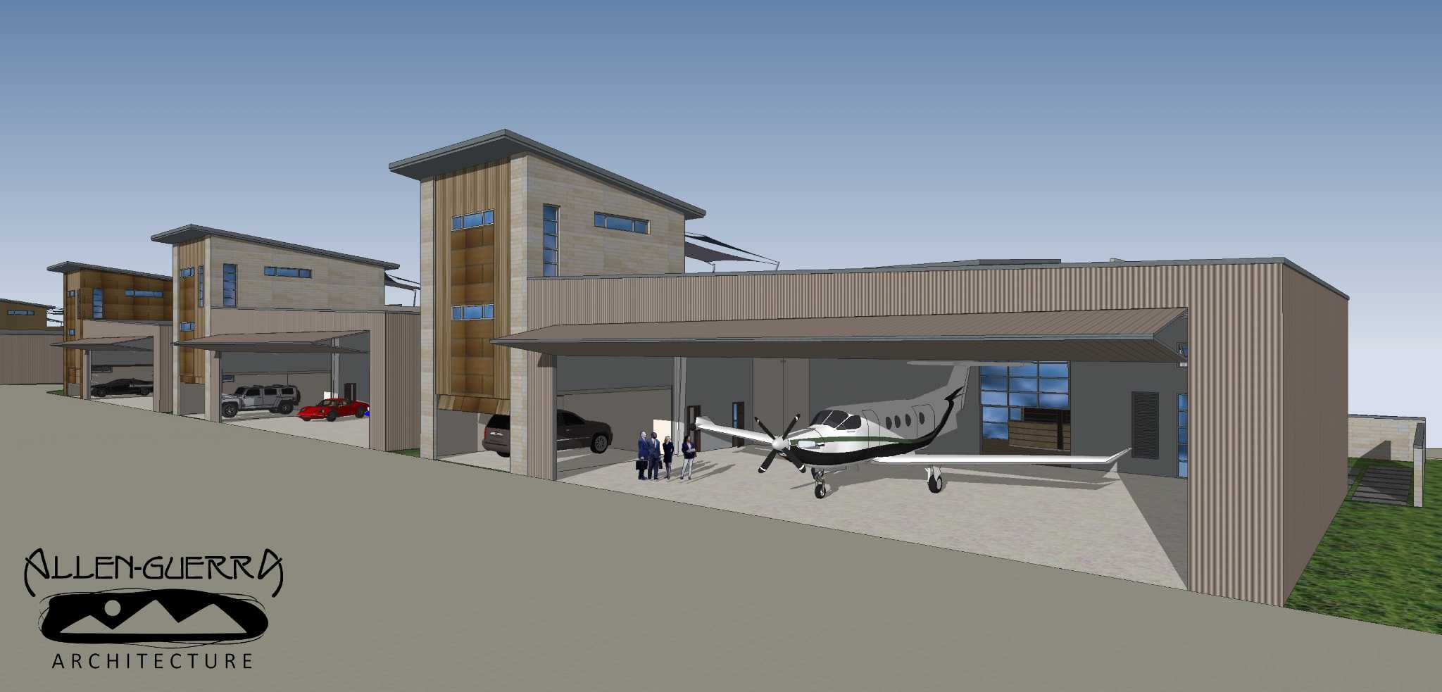 Project Provides Home For Pilots Planes Houston Chronicle