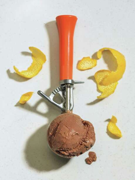 Chocolate Orange Cointreau Ice Cream Photo: Brian Leatart / Brian Leatart