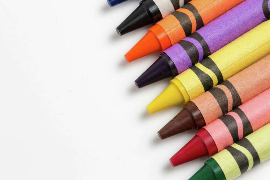To help the author's colorblind sons, an ophthalmologist suggested that she avoid buying boxes of crayons with more than around 16 colors. More than that would be confusing to kids who might have trouble distinguishing between certain shades of oranges, browns and greens. Photo: ACphoto / ACphoto - Fotolia