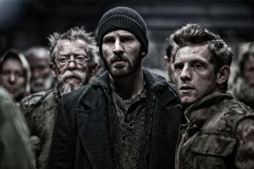 """""""Snowpiercer""""IMDb: 7.10Rotten Tomatoes: 95 percentReview by A.O. Scott: 'Snowpiercer' is an allegory on trackDisaster has become a matter of routine at the movies (in more ways than one). Planetary destruction and human extinction happen a half-dozen times every summer. It's rarely this refreshing, though."""