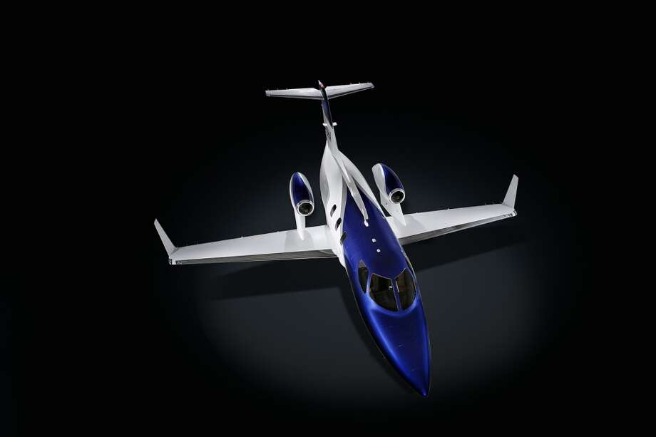 The advanced light jet, HondaJet. Photo: Honda, Wieck