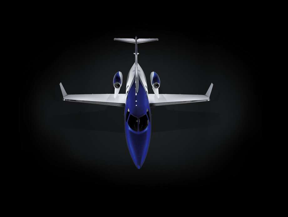 The advanced light jet, HondaJet. Photo: Honda, Wieck