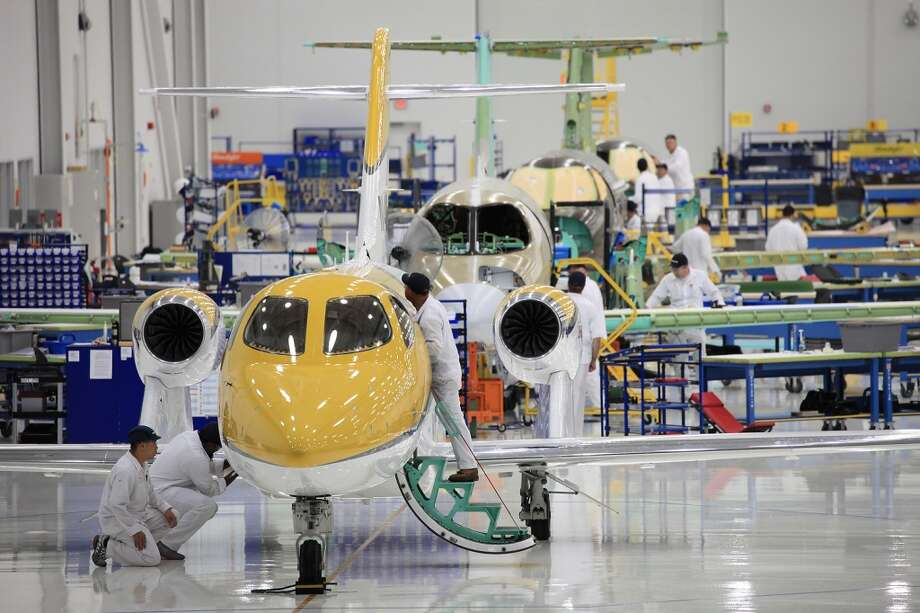 Assembly Line HondaJets Photo: Honda, Wieck