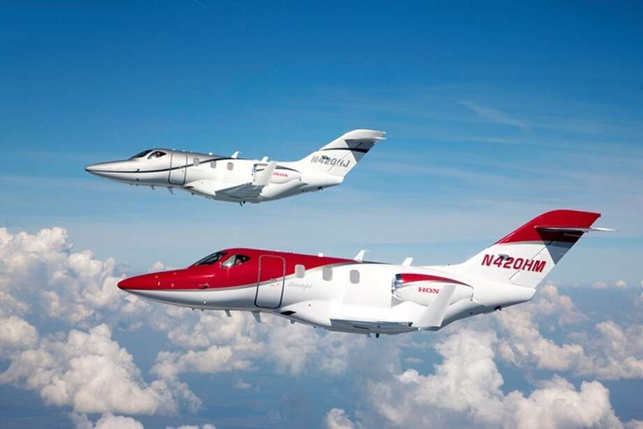 The HondaJet received FAA Type Inspection Authorization on Dec. 20, 2013. Photo: Honda, Wieck