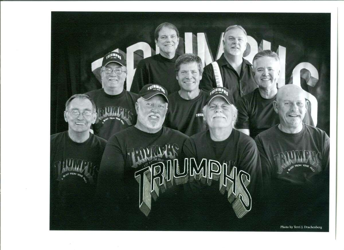 The Triumphs will perform at the Fulshear Freedom Fest starting at 6:30 p.m. on the Fourth of July.