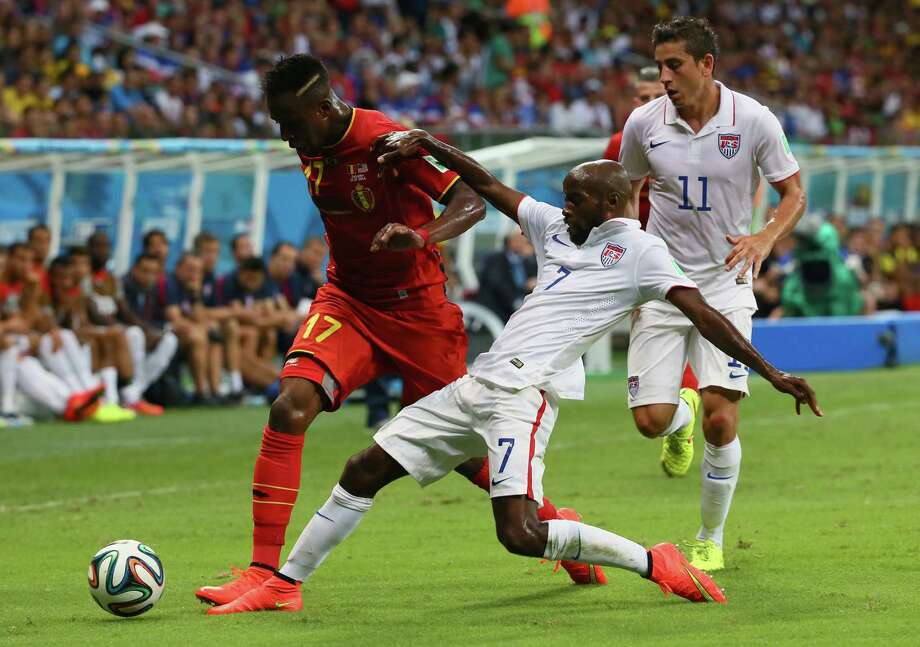 July 1   Belgium 2, US 1 (extra time) Photo: Kevin C. Cox, Getty Images / 2014 Getty Images
