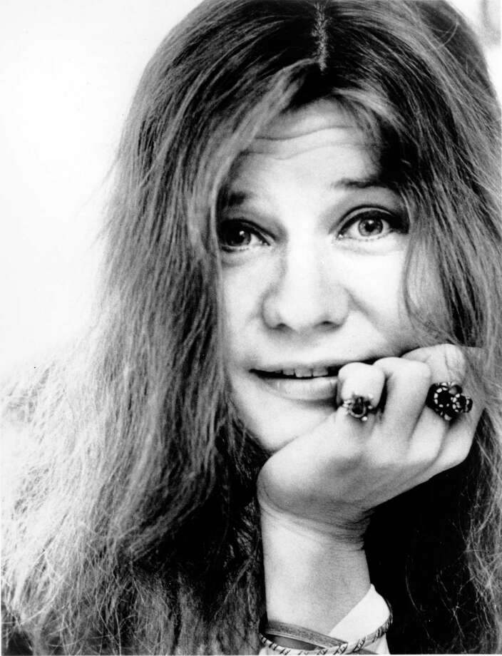 This is a 1970 photo of rock singer Janis Joplin.  (AP Photo) Photo: Anonymous, HO / AP1970