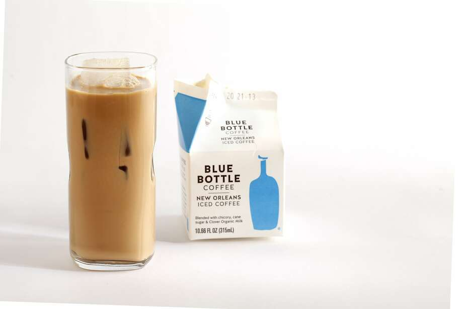 Blue Bottle New Orleans Iced Coffee Photo: Craig Lee, Special To The Chronicle