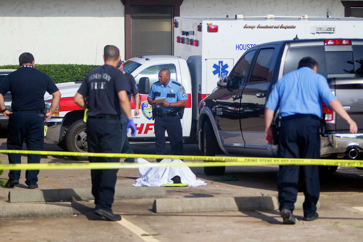 A fatal shooting occurred Tuesday outside a parole office, where a parolee was killed in an ambush slaying.