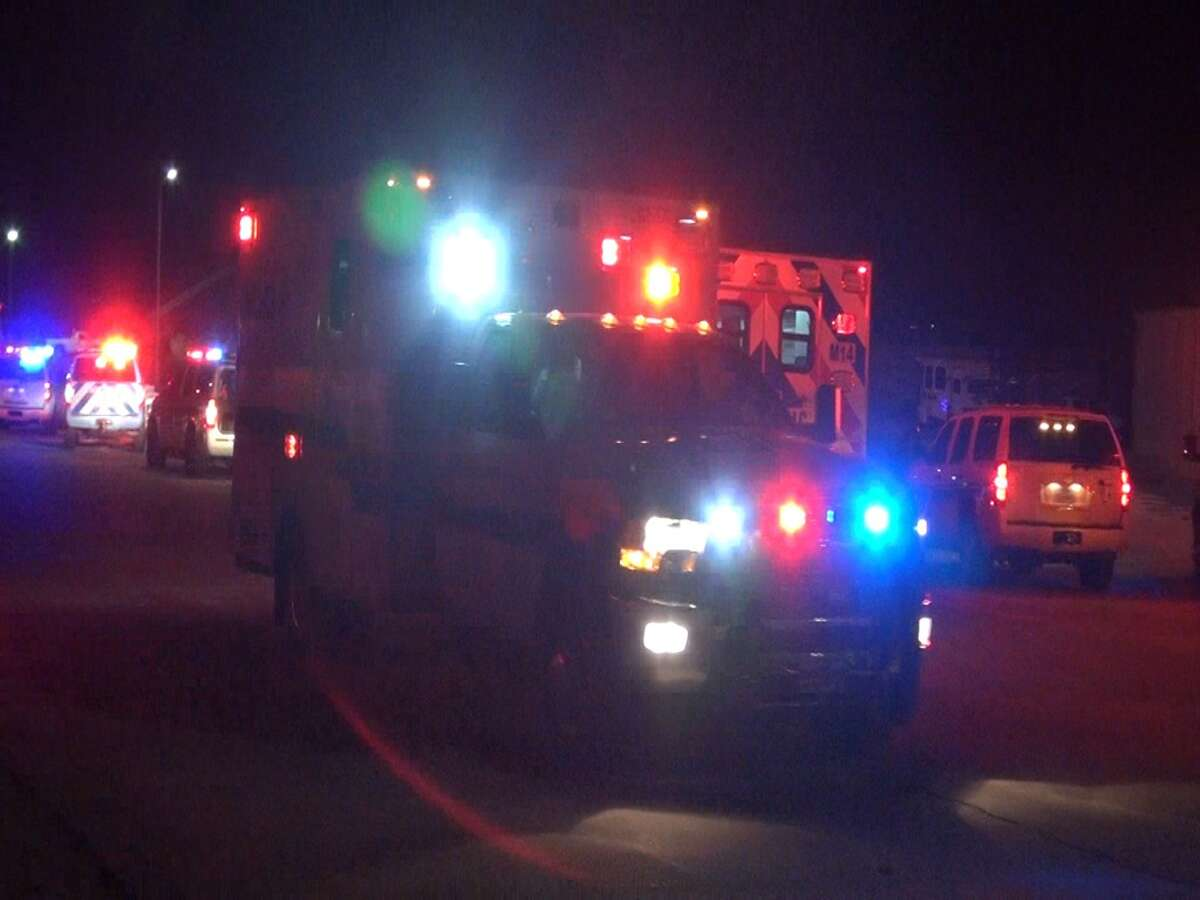 Several were injured in the Lake Conroe crash, reports say.