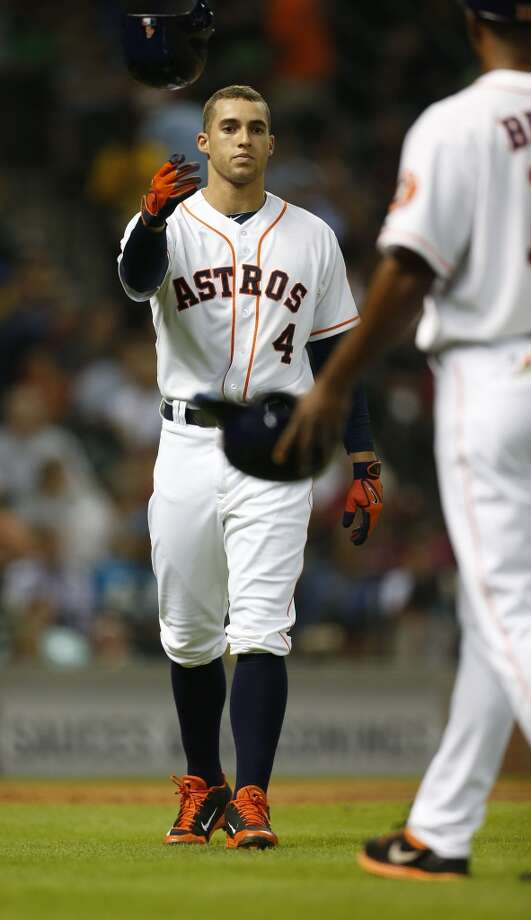 July 1: Mariners 13, Astros 2The Astros couldn't stop the bleeding once the Mariners got going offensively in the debuts of Enrique Hernandez and Domingo Santana.  Record: 36-49. Photo: Karen Warren, Houston Chronicle
