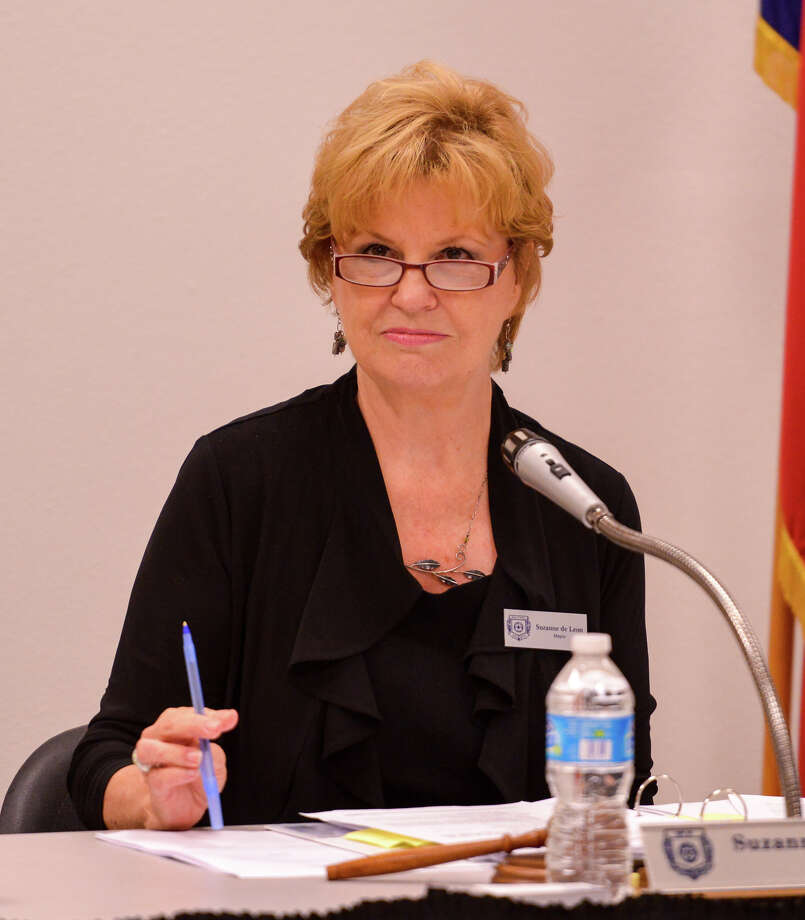 Balcones Heights Mayor Suzanne DeLeon Photo: For The San Antonio Express-News