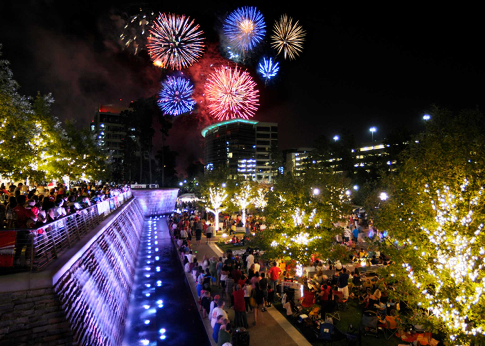 Volkswagen Of The Woodlands >> Fourth of July fireworks and fun - Houston Chronicle
