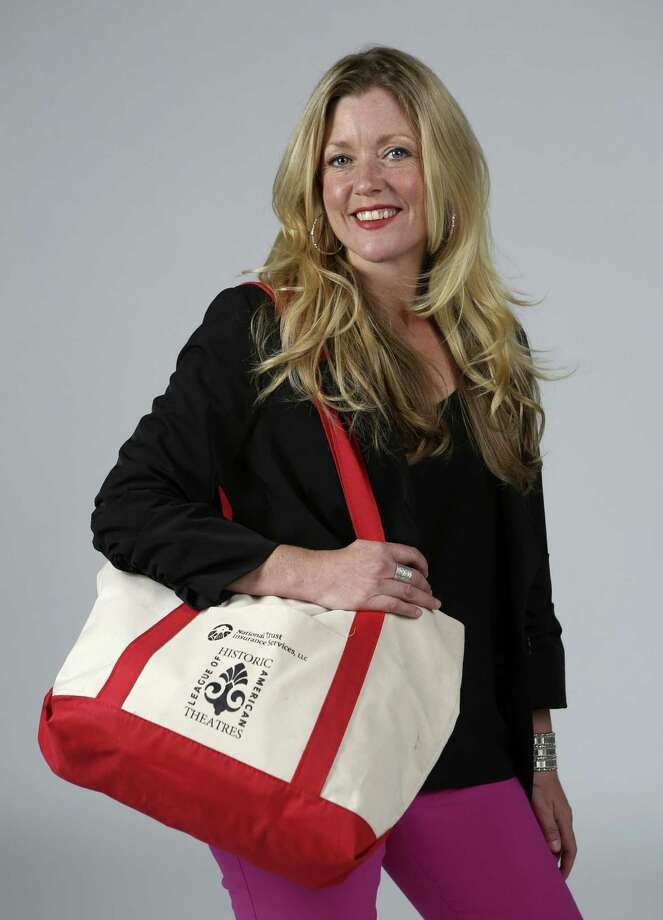 """Asia Ciaravino,  who calls her tote her """"life bag,"""" has pre-packed bags ready to go. / ©2014 San Antonio Express-News"""