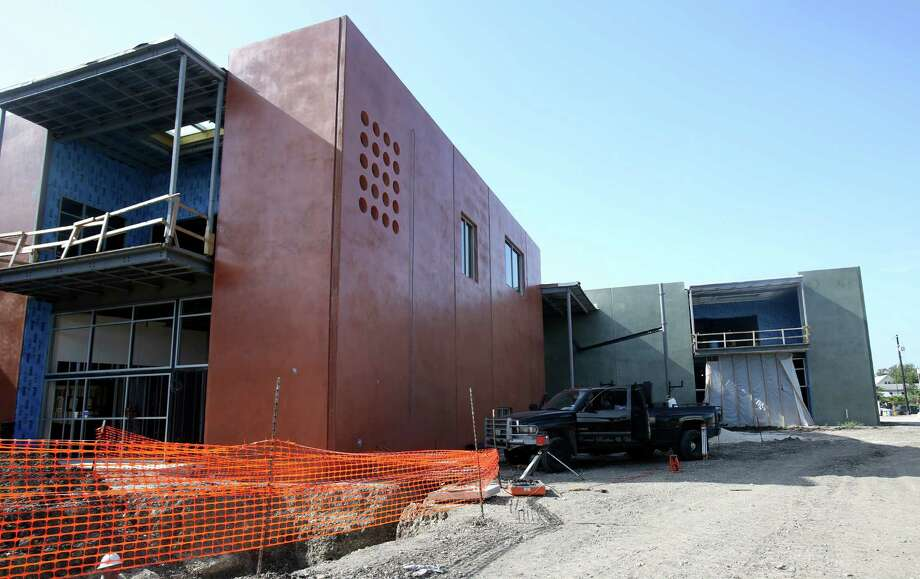 The Do Seum, San Antonio's new children's museum, is scheduled to open in June 2015. A tour of the site shows its progress so far.Construction continues at the Do Seum.  The 65,000 square-foot facility is scheduled to open June 1, 2015. Photo: Helen L. Montoya, San Antonio Express-News / ©2014 San Antonio Express-News