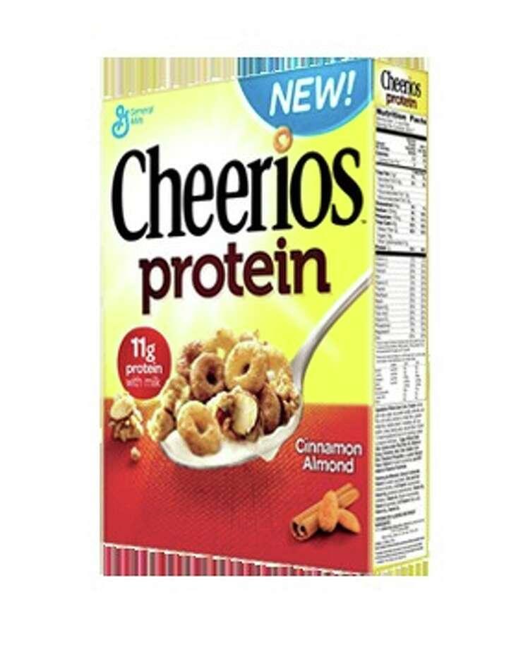 New Cheerios.