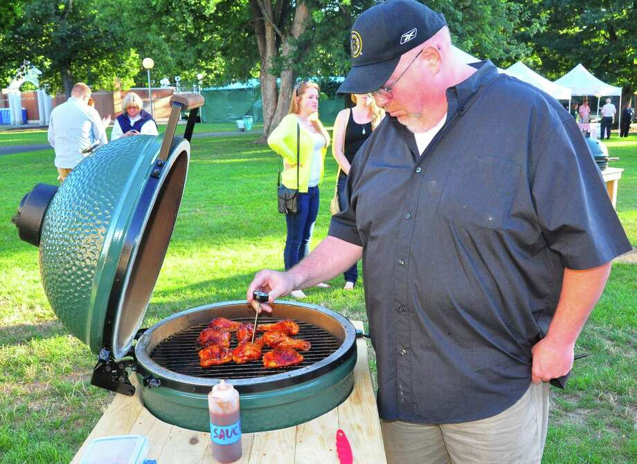 Jason Kraus Rob Johnson, winner of last year?s Times Union Grill Games, will compete with this year?s crop of six finalists on Aug. 21 at the Saratoga Performing Arts Center.