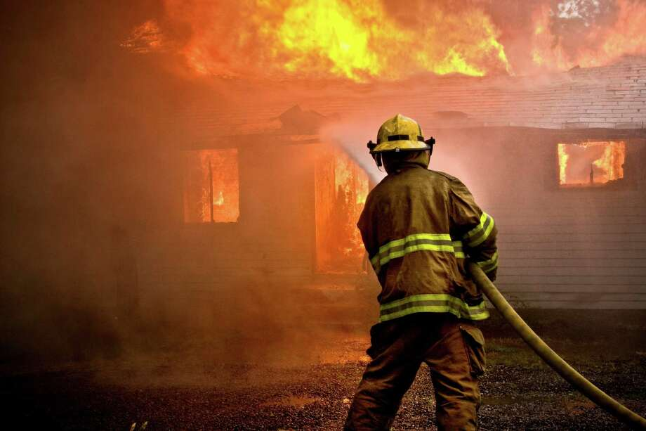 In addition to law enforcement agencies in Houston, the Houston Fire Department is hiring. Nerves of steel and courage are high on the list of prerequisites.  / iStockphoto