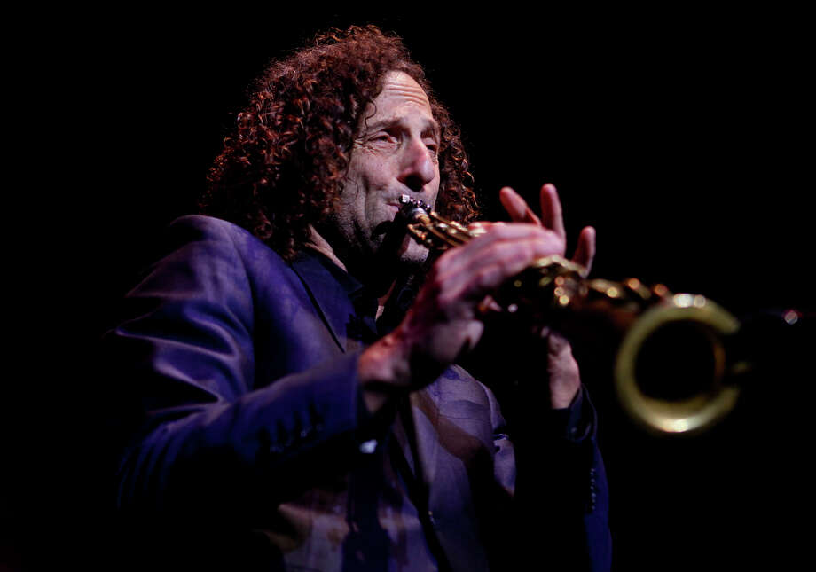 Kenny G, The Egg, Aug. 9 Photo: BRIAN HINELINE / © Brian Hineline
