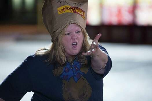 """""""Tammy""""IMDb: 4.7Rotten Tomatoes: 26 percentReview by Roger Moore: McCarthy lets it all hang out, and then pulls it back in, as 'Tammy'The joy of McCarthy's comedy is the way she ignores the fact that she's as wide as she is tall, even if we can't. She's cocky about her sexuality. Hit a bar, a BBQ joint, she thinks she owns it. ... But for a movie that comes out swinging, """"Tammy,"""" in the end, feels like a pulled punch. McCarthy promises a haymaker she never quite delivers. Photo: Michael Tackett / (c) 2013 Warner Bros. Entertainment Inc  Story and Screenplay"""