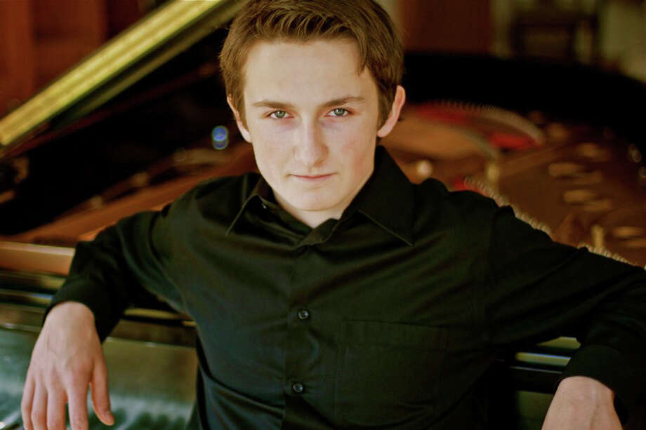 Pianist Alex Beyer will be appearing in a benefit concert Saturday, July 12, at the Talmadge Hill Community Church in Darien for Kids Empowered by Your Support. Photo: Contributed Photo / Fairfield Citizen