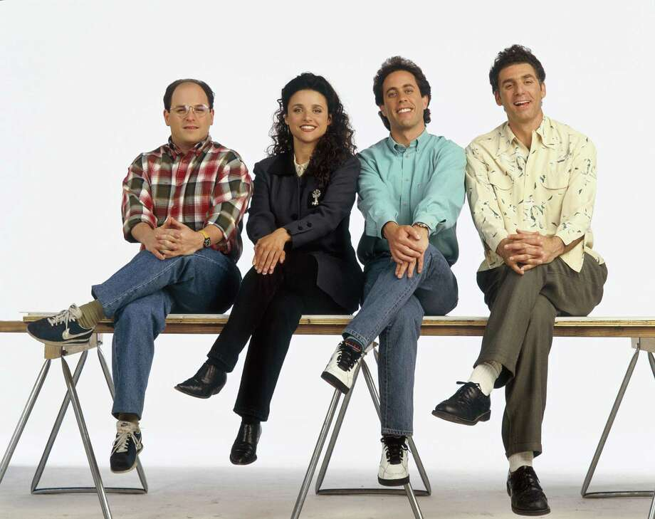 "On July 5, 1989, ""Seinfeld"" made its debut on NBC. We've compiled more than 25 Seinfeld-isms — words or sayings that have entered the everyday lexicon from the show. Not that there's anything wrong with that. Hat tip to Seinfeld.wikia.com for some of the definitions. Note: Links go to IMDb.com, and photos are not necessarily from the episodes they reference. Photo: George Lange, NBCU Photo Bank Via Getty Images / © NBC Universal, Inc."
