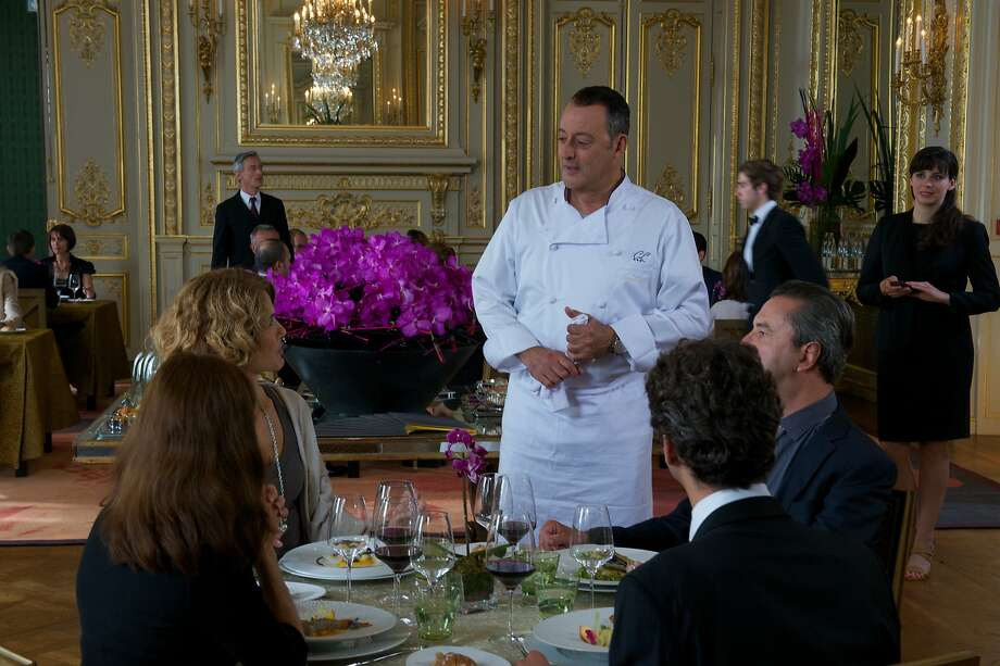 Jean Reno is a master chef who pairs with a young, diva-ish cook to take over a three-star French restaurant while they whip up a big batch of laughter. Photo: Courtesy Of Cohen Media