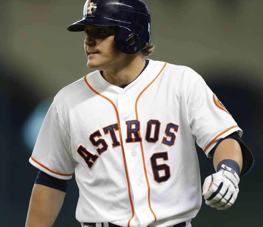July 2: Mariners 5, Astros 2  The Astros managed only three hits (two homers) in the series finale.  Record: 36-50. Photo: Karen Warren , Houston Chronicle
