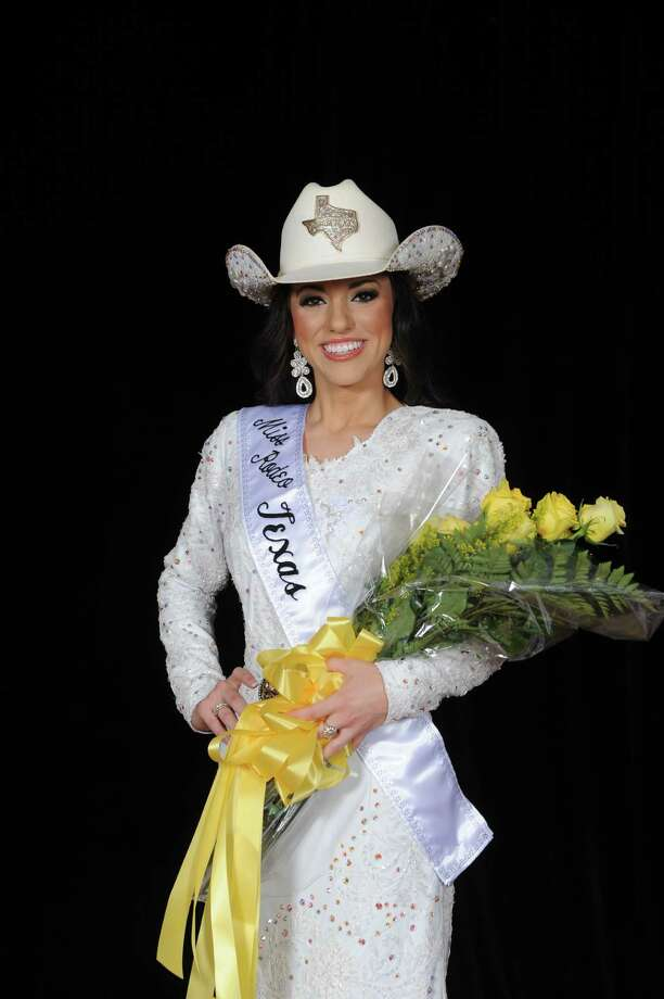 Miss Rodeo Texas -- Alex Ingram Photo: Courtesy/John Shooter/Shooter Enterprises