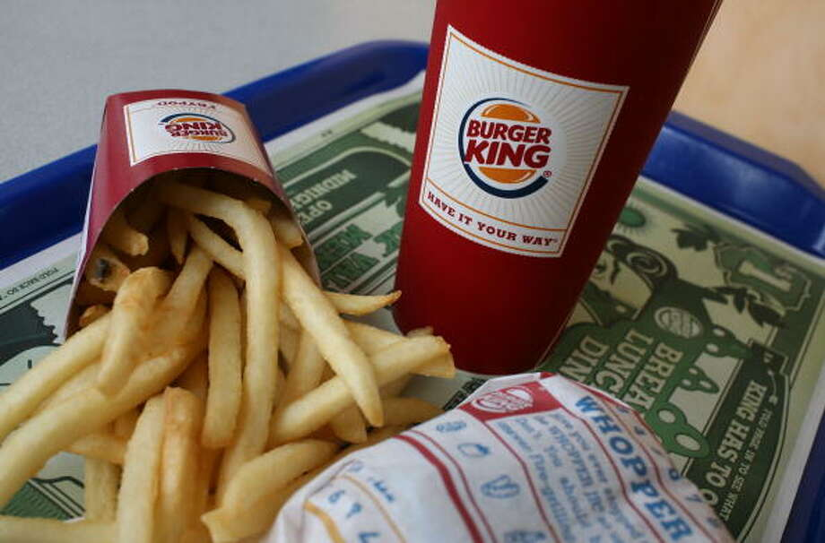 Restaurant: Burger KingRating: 6.6 Photo: Justin Sullivan, Getty Images / 2008 Getty Images