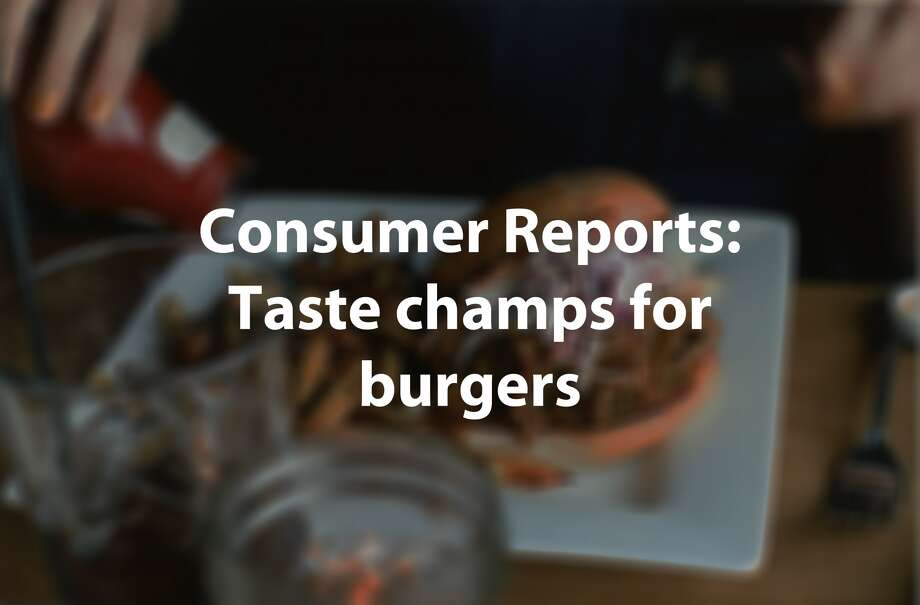 According to Consumer Reports' 2014 fast-food survey, the elephants in the room are starting to lose some steam. See which burgers walked away with top honors among American consumers.Source: Consumer Reports Photo: Dave O Tuttle, Getty Images