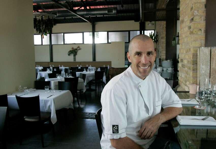 Andrew Weissman The Sandbar Fish House & Market, The Luxury and Moshe's Golden Falafel.