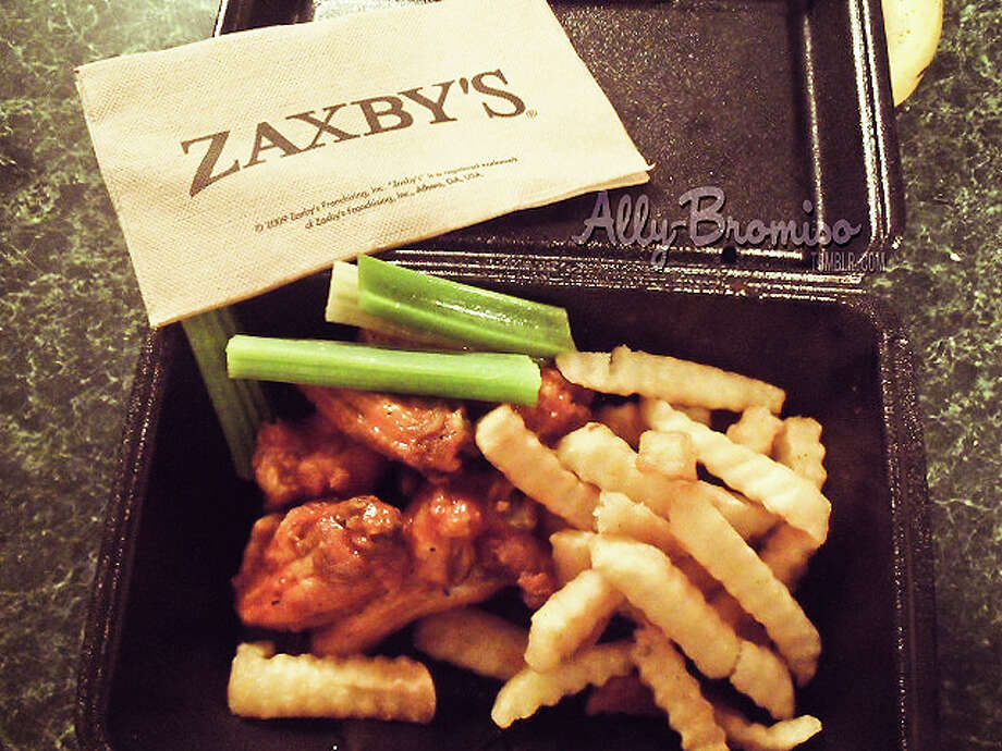 Restaurant: Zaxby'sRating: 7.3 out of 10Source: Flickr Creative Commons Photo: Alexandra Fitzgerald, Flickr Creative Commons