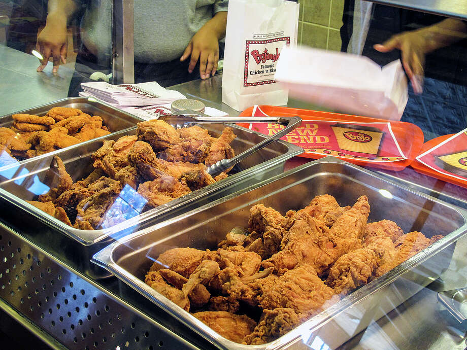 Restaurant: Bojangles' Famous Chicken n' BiscuitsRating: 7.6 out of 10Source: Flickr Creative Commons Photo: Larry Miller, Flickr Creative Commons
