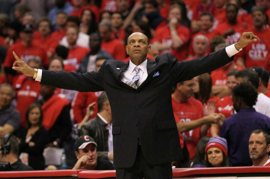 Lionel Hollins, who led Memphis to a playoff upset of the Spurs in 2011, will coach the Nets. Photo: Stephen Dunn / Getty Images / 2012 Getty Images