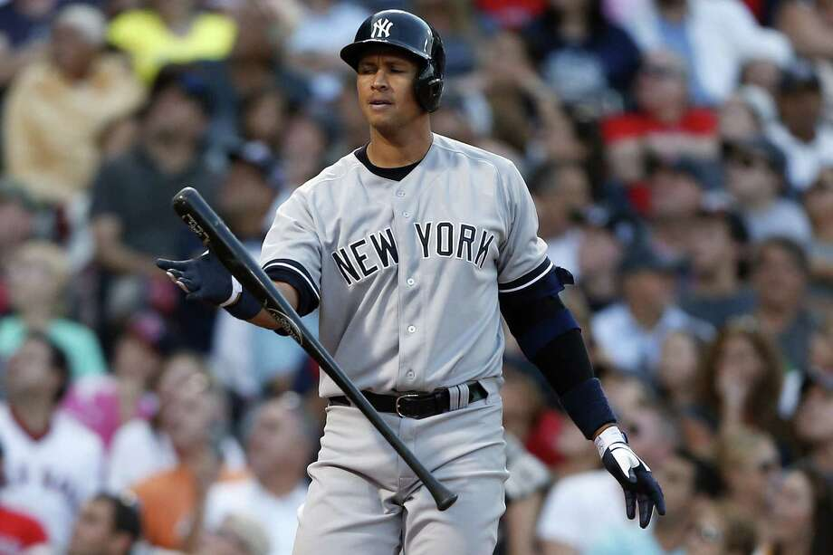 Alex Rodriguez reportedly received a therapeutic exemption to use testosterone in 2007 and 2008. Photo: Michael Dwyer / Associated Press / AP