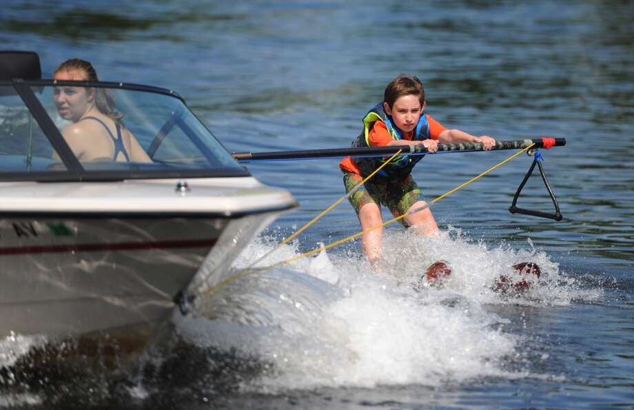 No. 9: In Newtown, there are 4 boats for every 100 people. (A total of 984 for 28,113 people) Photo: Tyler Sizemore