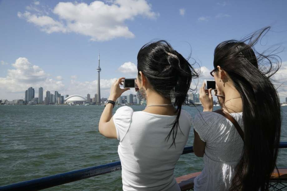 No. 3 most welcoming: Toronto.No suprise, eh? Canada is famously friendly toward visitors. Photo: Shioguchi, Getty Images