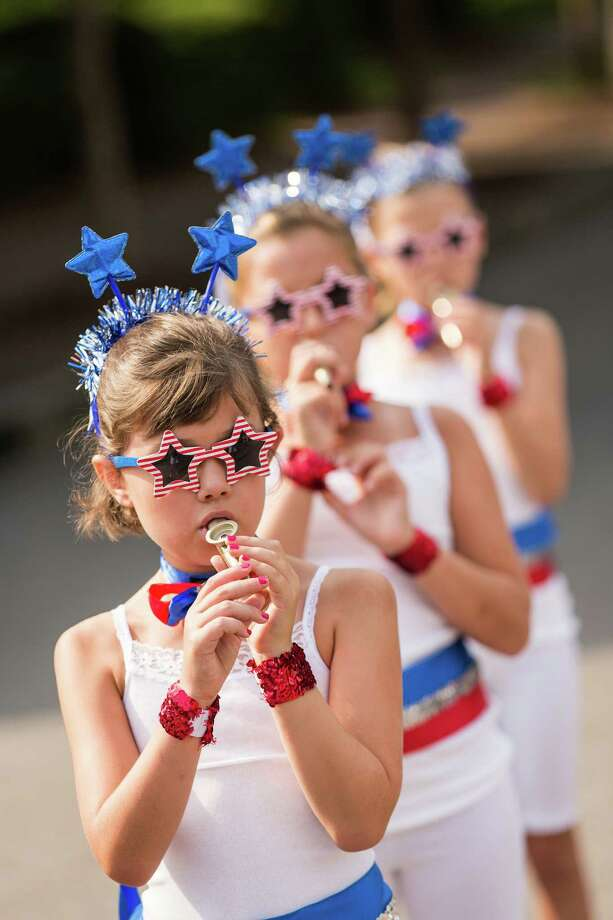 2012 -- Even the Children of the Corn celebrate Fourth of July. Photo: Richard Ellis, Getty Images / 2012 Richard Ellis