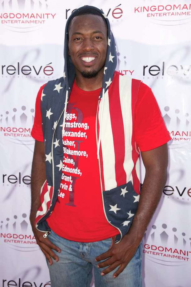 2013 -- The sleeveless hoody. 'Merica. (Photo by Earl Gibson III/WireImage) Photo: Earl Gibson III, Getty Images / 2013 Earl Gibson III