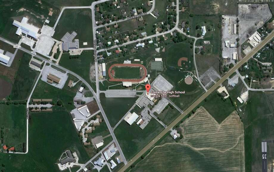 Comanche High School. (Via Google Maps) Photo: Courtesy