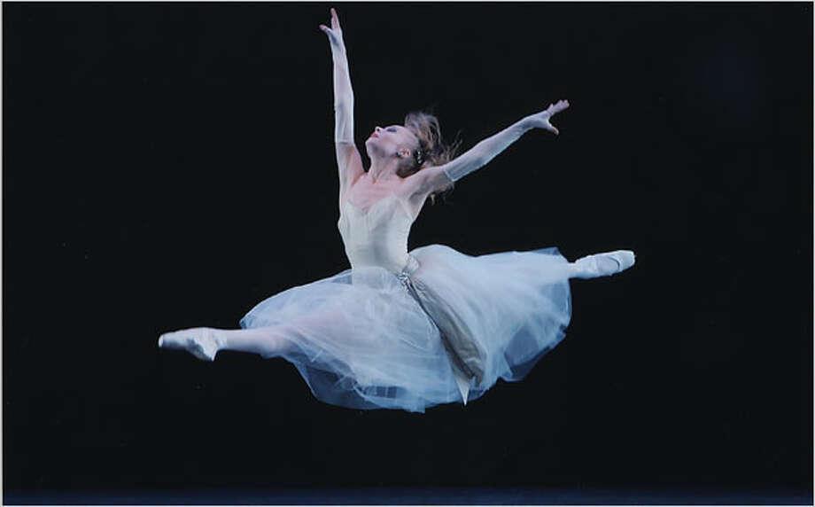 Paul Kolnik/New York City Ballet