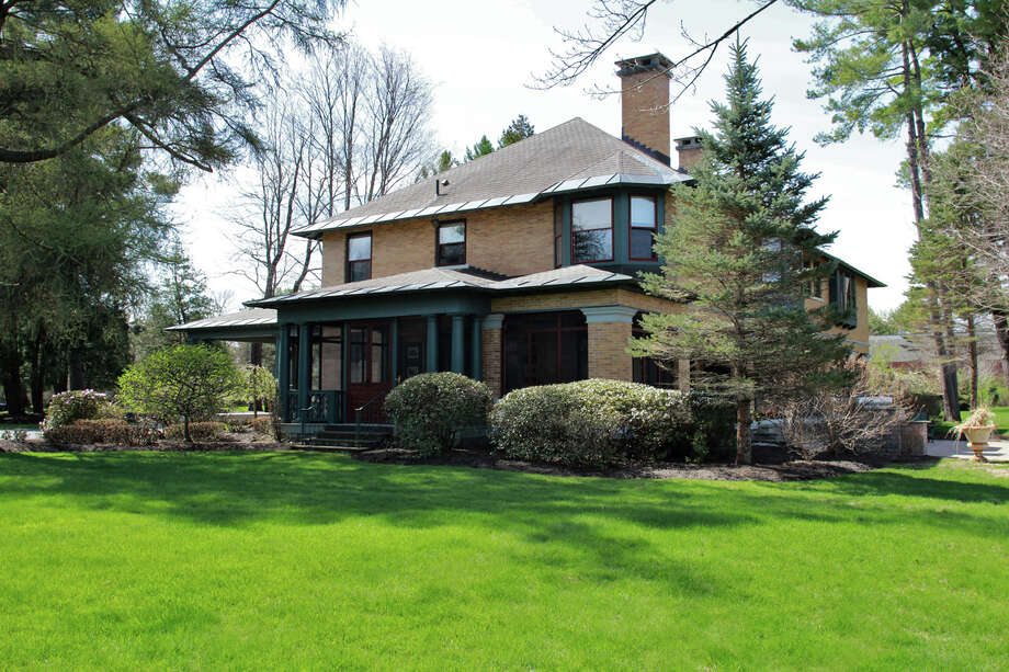 House of the Week: 55 Myrtle St., Saratoga Springs | Realtor:  Julie Bonacio and Mara King of Roohan Realty | Discuss: Talk about this house Photo: Roohan Realty