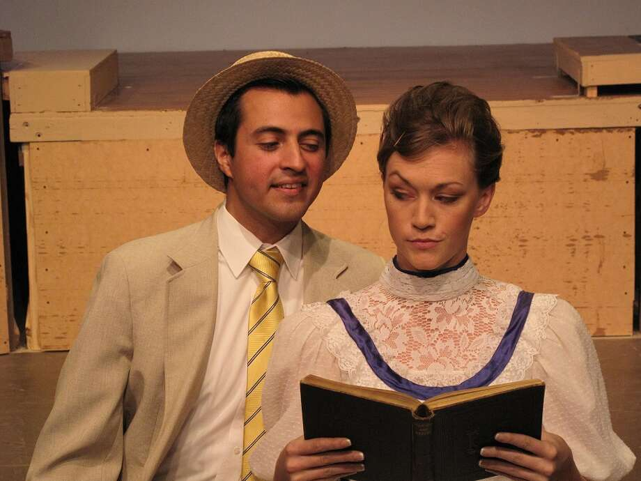 "Opening Thursday (July 10): ""The Music Man."" Through  Aug. 3. circleartstheatre.org; 830-837-6172. Courtesy photo."