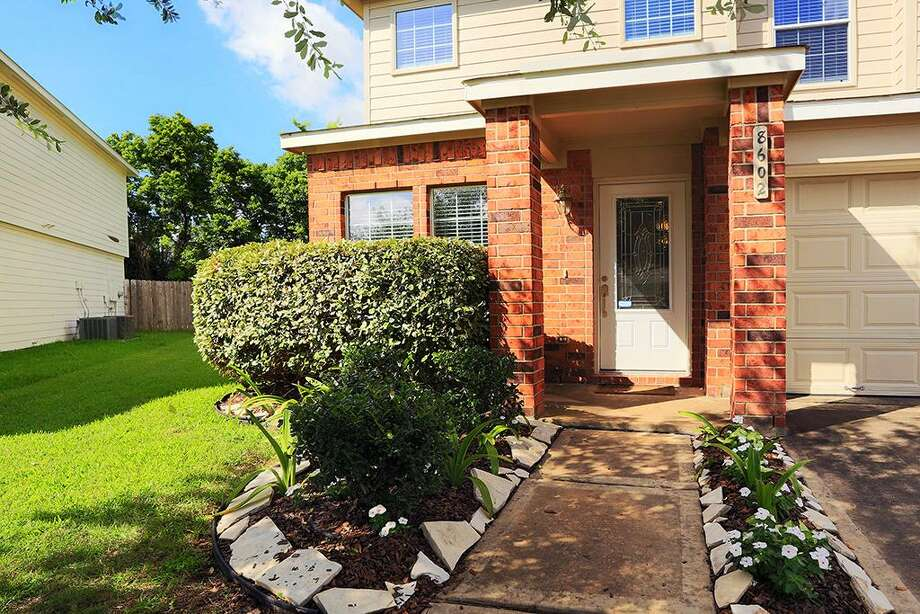 8602 Woodpath: This 2005 home in Houston has 4 bedrooms, 2.5 bathrooms, 2,294 square feet, and is listed for $169,000. Open house: July 6, 2014 from 1 p.m. to 5 p.m. Photo: Houston Association Of Realtors