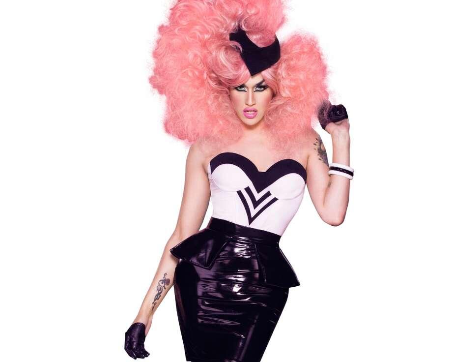 RuPaul's Drag Race Season 6 contestant Adore Delano. Photo: Mathu Andersen
