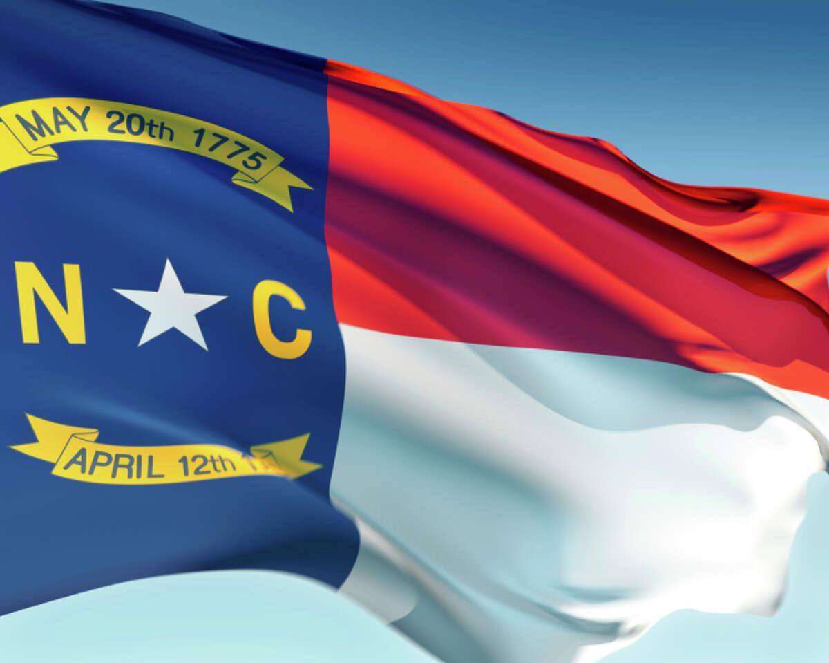 NORTH CAROLINA MMR: 98.8 percent DTaP: 98.7 percent