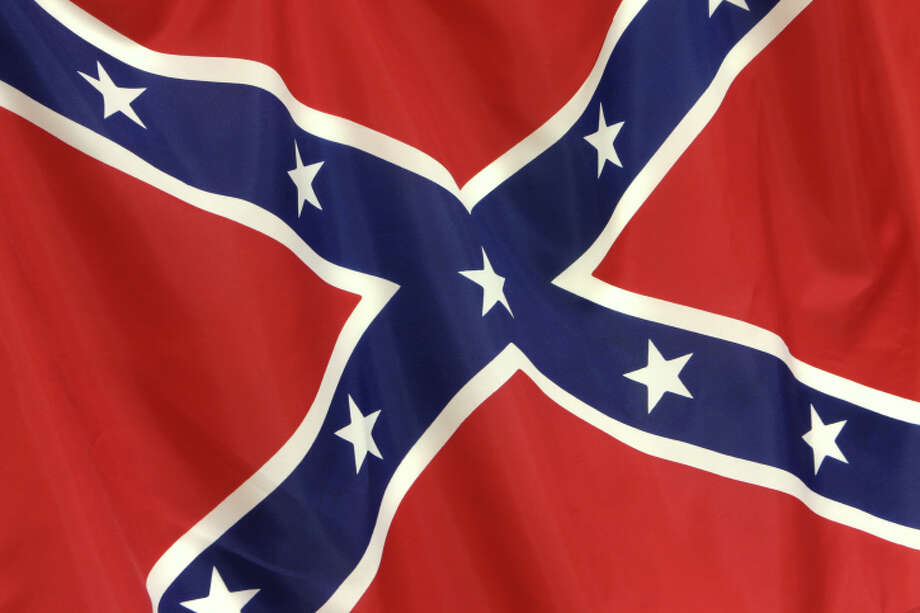 The Confederate battle flag. Scroll through the slideshow for photos from Texas writer Chris Tomlinson's search for what slavery meant for his family. Photo: SpxChrome, Getty Images / (c) spxChrome