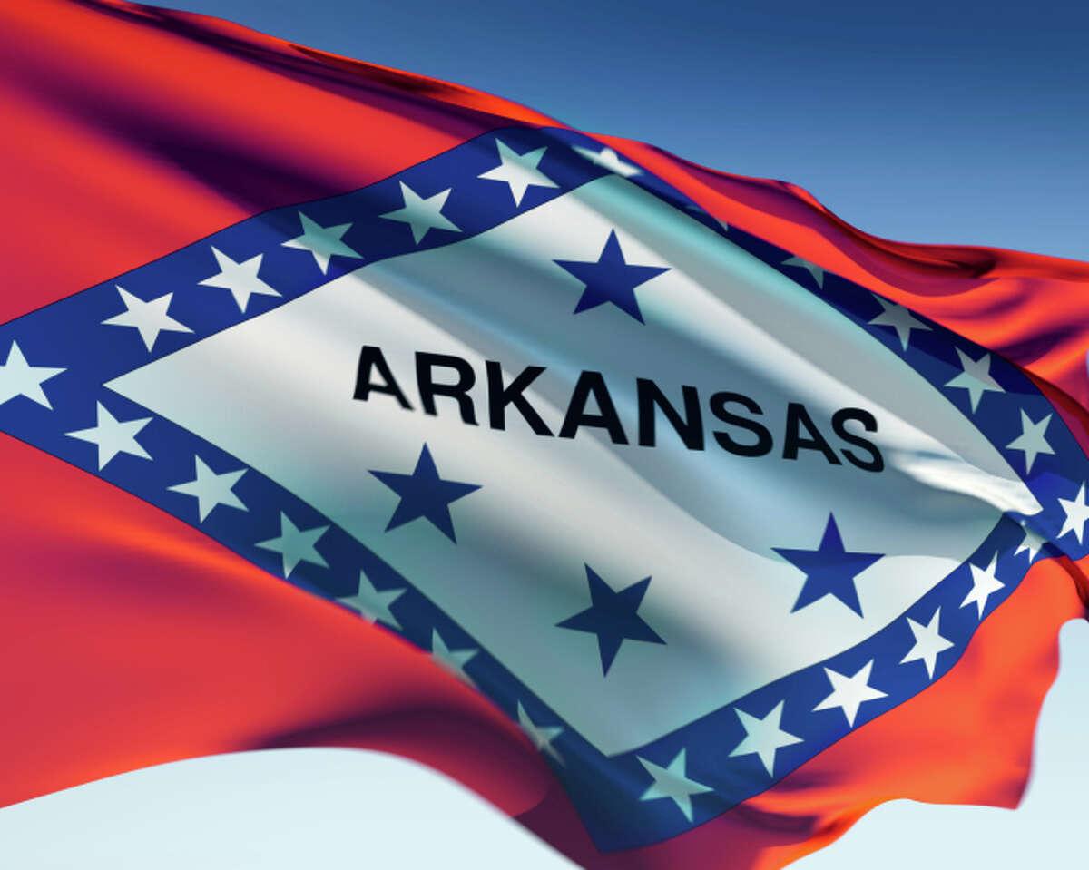 Arkansas Estimated homeless population: 2560 Estimated homeless veterans: 456 Percent of homeless that are veterans: 17.8%